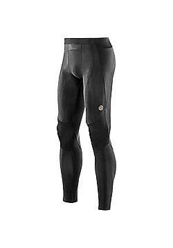 Skins A400 Active Long Tights - Black