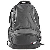 Precision Back Pack - Black/Silver