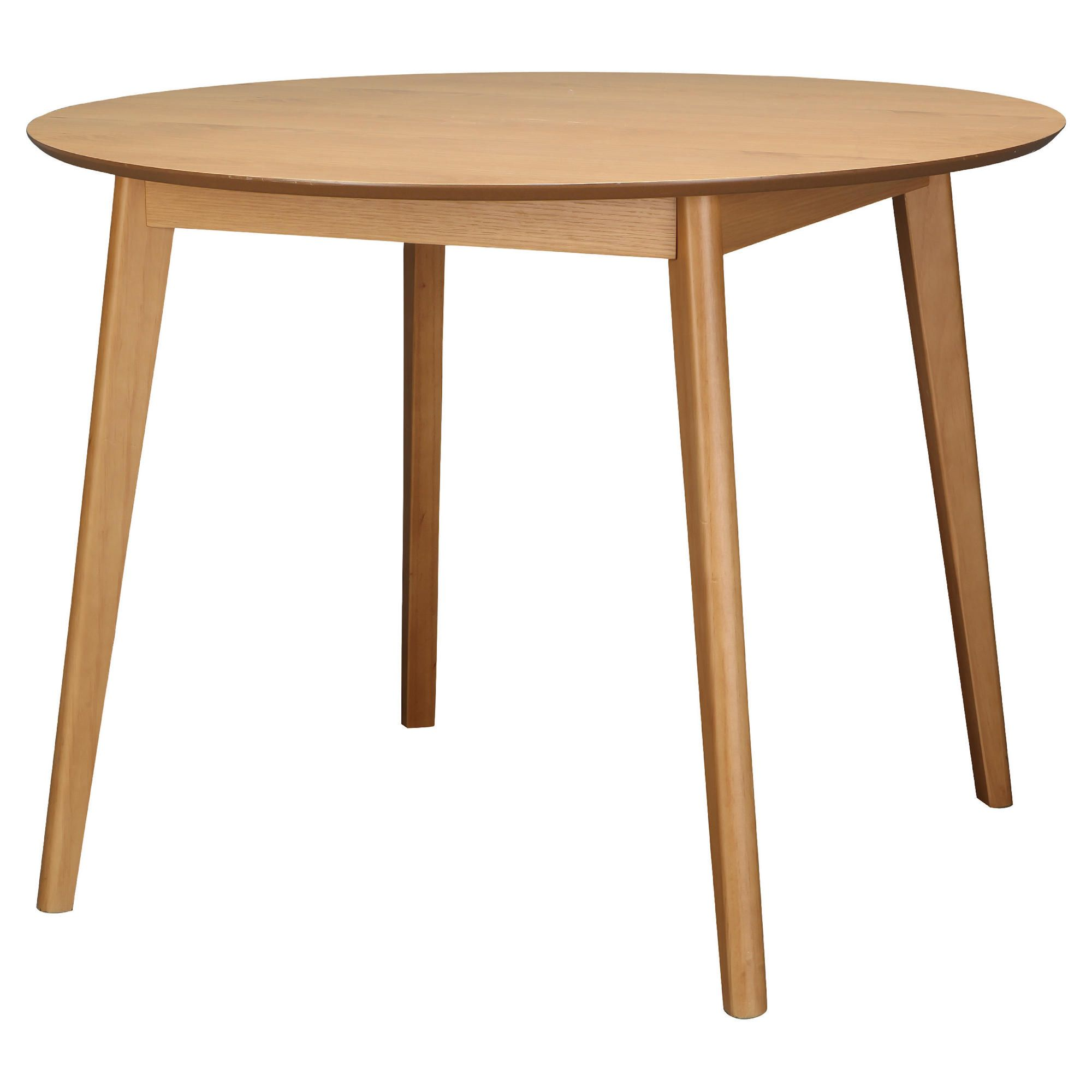 Carnaby Round 4 Seat Dining Table