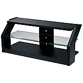 B-Tech Catabria Premium Gloss Black TV Stand