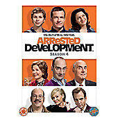Arrested Development Season 4 - DVD