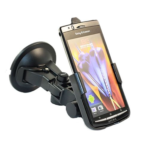 iTALKonline 17627 SUBLIME Series In Car Holder - For Sony Ericsson X12 Arc