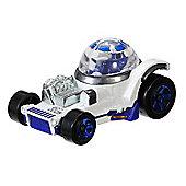 Star Wars Hot Wheels R2-D2 Die Cast Car
