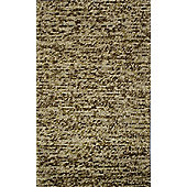 Hill & Co Marbles Brown Shag Rug - 180cm x 120cm (5 ft 11 in x 3 ft 11 in)