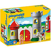 Playmobil My First 1.2.3 Knight`s Castle