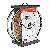 Wilkinson 26x1 75 475 Discs Hub/Mach MX 32h V Brake Rim - Black