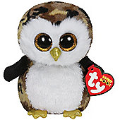 "Ty Beanie Boos - Owliver the Owl 10"" BUDDY"