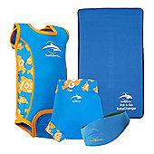 Konfidence Baby Swimming Starter Pack Clownfish - Multi