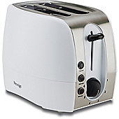Prestige 2 Slice Toaster in White
