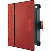 Belkin Cinema Folio with Stand for The New iPad and iPad 2 Leather (Red Carpet/Gravel)