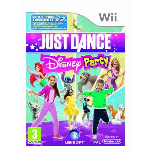Just Dance - Disney Party
