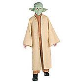 Yoda Deluxe - Child Costume 8-9 years