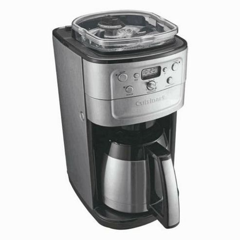 Cuisinart DGB900 Grind & Brew Plus Bean to Cup Coffee Machine
