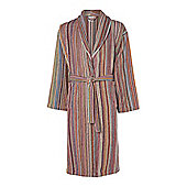 Brights Stripe Robe s/M