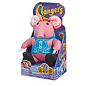 Clangers Squeeze and Whistle Plush - Small - Soft Toys