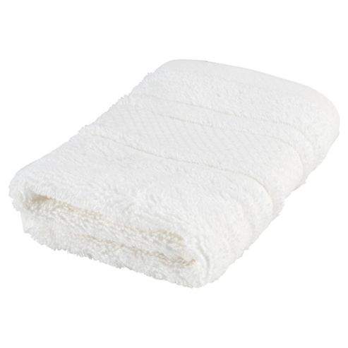 Finest Pima Cotton Face Cloth - White