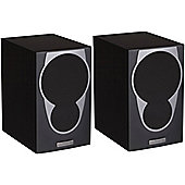 MISSION MXS SPEAKERS (PAIR) (WALNUT)
