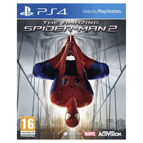 Amazing Spiderman 2 (PS4)