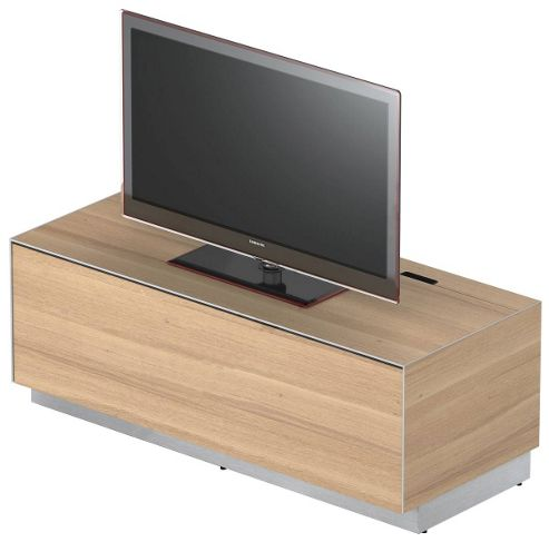 Sonorous Elements Oak TV Stand for up to 55 inch TVs