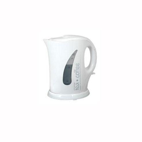 Lloytron E892WH 1.7 litre 2kw Cordless Kettle - White (Tea-Coffee)