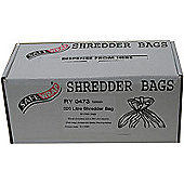 Safewrap Shredder Bag 200 Litre Pack of 50 RY0473