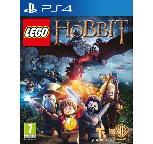 Lego: The Hobbit PS4 Uk
