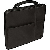 V7 - APPLE ACCS - V7 ATTACHE SLIM CASE IPAD/2/3/4 - BLACK POLYESTER 280G
