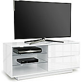 MDA Gallus White TV Cabinet