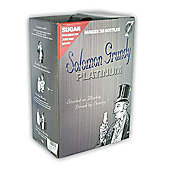 Solomon Grundy Platinum Pinot Grigio White Wine kit - 30 bottle