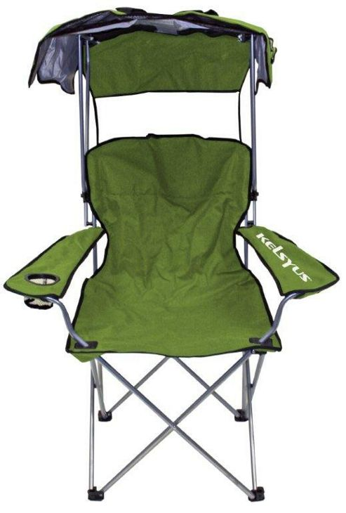Kelsyus Sit Original Canopy Chair in Green
