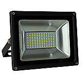 MiniSun 50W Pro2 SMD LED Daylight Floodlight with Dusk til Dawn Sensor