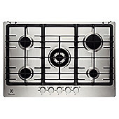 Electrolux EGG7353NOX Gas Hob in Stainless Steel 5 gas burners