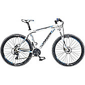 "2014 Whistle Huron 1484D 18"" Mens' 21-Speed Mountain Bike"