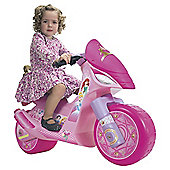 Injusa Disney Princess Scooter Battery Operated Ride-On