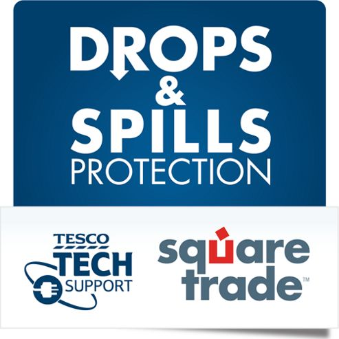 SquareTrade 3-Year Consumer Electronics Warranty Plus Accident Protection (£100-£149.99 Items)
