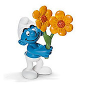 Schleich Smurfs Thank you Smurf 20748