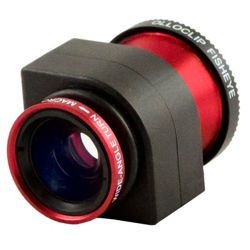 OlloClip 3 in 1 Lens for iPhone 4 and iPhone 4S (Red)