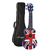Martin Smith Soprano Ukulele - Union Jack
