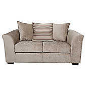 Toronto Fabric Small Sofa Mink