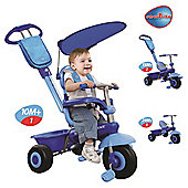 Smart Trike Plus Blue/Purple