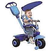 Smart Trike Plus Blue/Purple