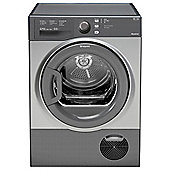 Tumble Dryer TCFS 73B GG  Condenser Freestanding Tumble Dryer 70 Kg B Energy Rating Graphite