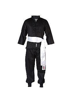 Blitz - Kids Kung Fu Suit - Black