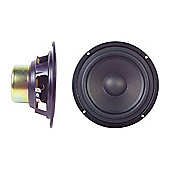 Maplin 61/2-inch 55 W Shielded Bass/Mid Woofer, Impedance: 6 ohm, Rubber cone suspension