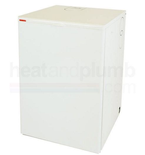 Warmflow U-SERIES Whitebird Combi Standard Efficiency Oil Boiler 15-21kW