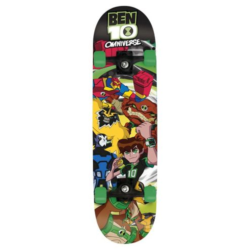 Ben 10 Omniverse Skateboard