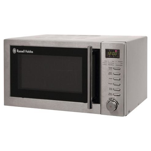 Russell Hobbs RHM2031 20L Stainless Steel Microwave with Grill
