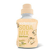 SodaStream Elderflower Flavour Syrup