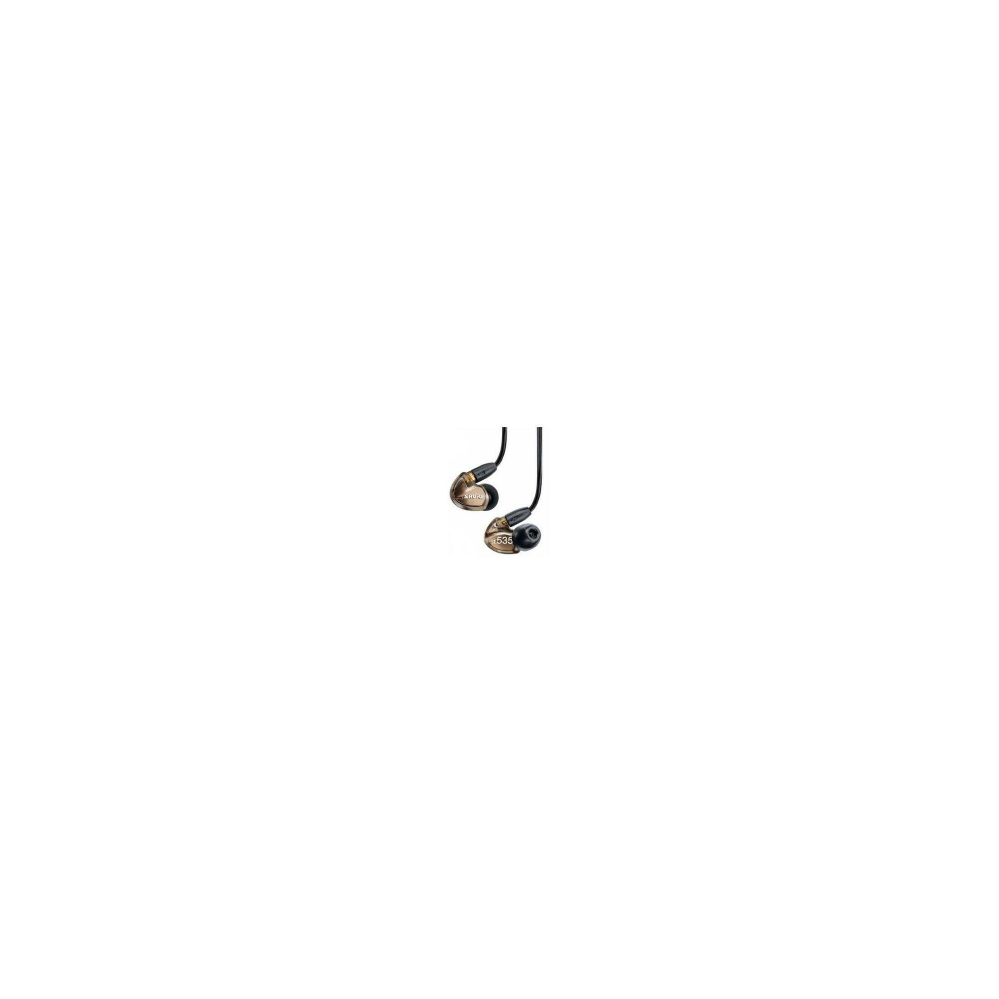 Shure Se535 Earphones In-ear at Tesco Direct