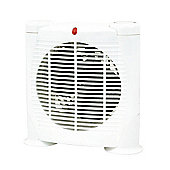 Lloytron F2004WH 2Kw Upright Fan Heater White
